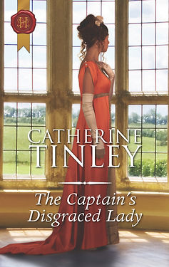 The Captain's Disgraced Lady Cover
