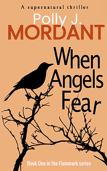 When Angels Fear Cover