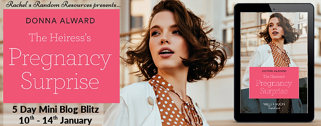 The Heiress's Pregnancy Surprise Banner