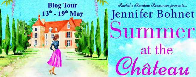Summer at the Chateau Banner