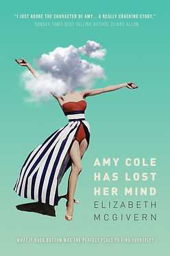 Amy Cole Has Lost Her Mind Cover