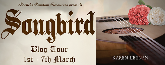 Songbird: A Novel of the Tudor Court Banner