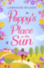Poppy's Place in the Sun Cover