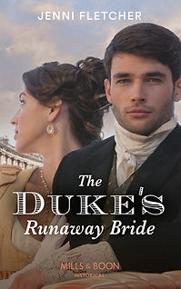 The Duke's Runaway Bride Cover