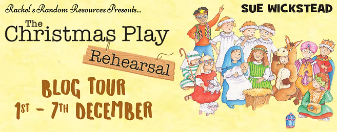 The Christmas Play Rehearsal Banner