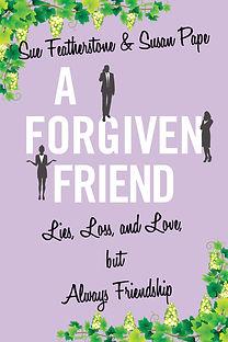 A Forgiven Friend Cover
