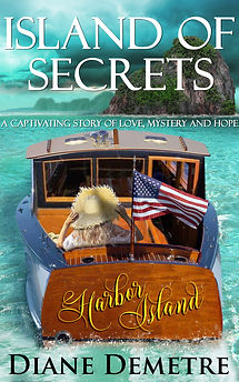 Island of Secrets Cover