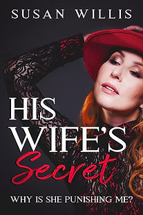 His Wife's Secret Cover