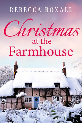 Christmas at the Farmhouse Cover