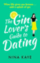The Gin Lover's Guide to Dating Cover