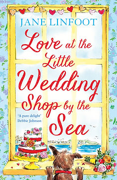 Love at the Little Wedding Shop by the Sea Cover