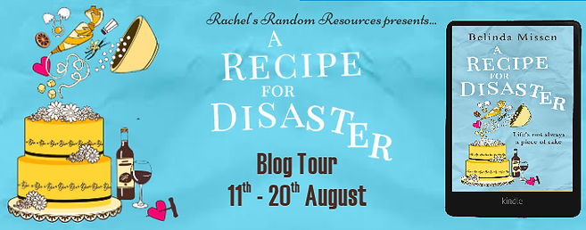 A Recipe for Disaster Banner