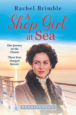 A Shop Girl At Sea Cover
