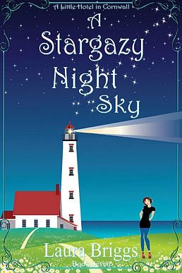 A Stargazy Night Sky Cover