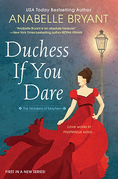 Duchess If You Dare Cover