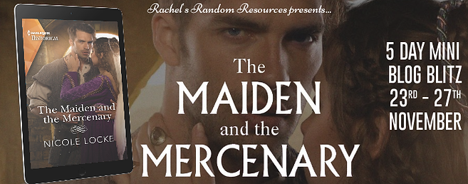 The Maiden and the Mercenary Banner