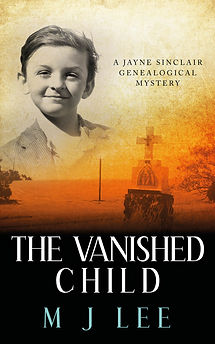 The Vanished Child Cover