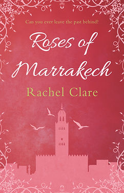 Roses of Marrakech Cover