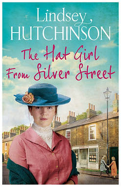 The Hat Girl From Silver Street Cover