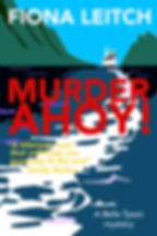 Murder Ahoy! Cover