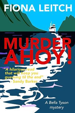 Murder Ahoy! Cover