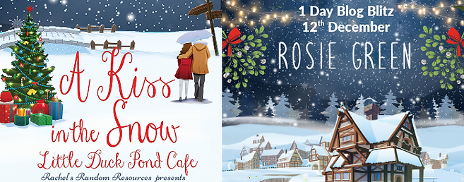 A Kiss in the Snow, Little Duck Pond Cafe Banner