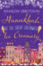 Hanukkah at the Great Greenwich Ice Creamery Cover