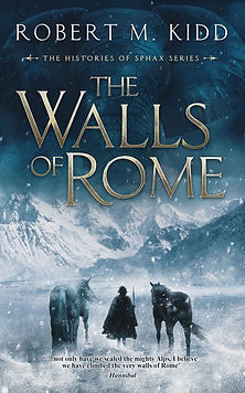 The Walls of Rome Cover