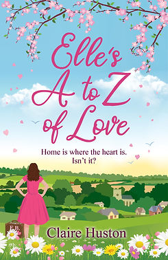 Elle's A-Z of Love Cover
