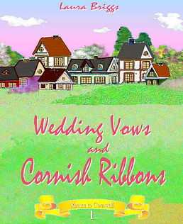 Wedding Vows and Cornish Ribbons Cover