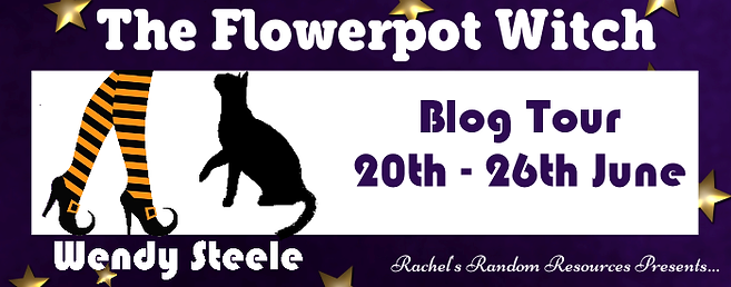 The Flowerpot Witch Banner