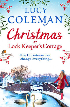 Christmas at Lock Keeper's Cottage Cover