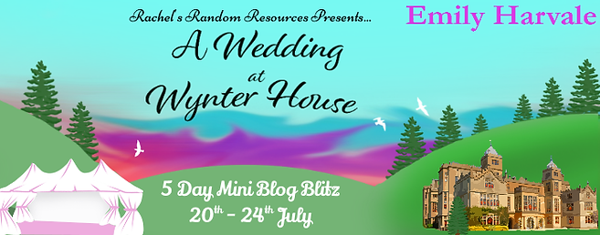 A Wedding at Wynter House Banner