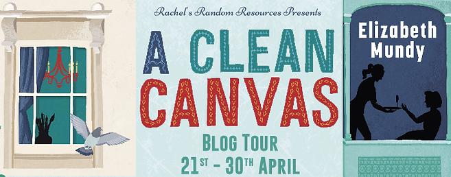 A Clean Canvas Banner