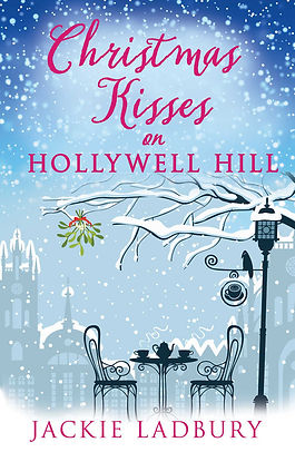 Christmas Kisses on Hollywell Hill Cover