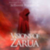 Visions of Zarua Audible Cover