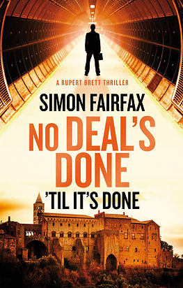 No Deal's Done, 'til it's done Cover