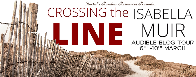 Crossing The Line Banner