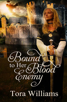 Bound to Her Blood Enemy Cover