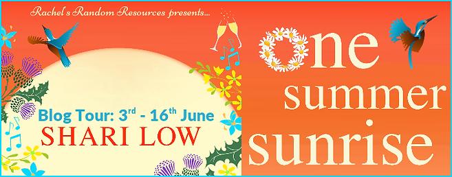 One Summer Sunrise Banner