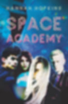 Space Academy Cover