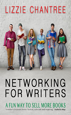 Networking for writers Cover