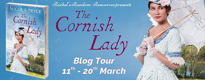 The Cornish Lady Banner