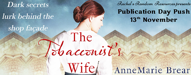 The Tobacconist's Wife Banner