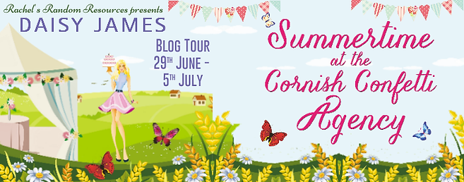 Summertime at the Cornish Confetti Agency Banner
