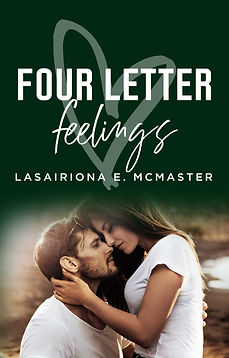 Four Letter Feelings Cover