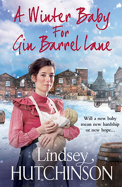 A Winter Baby for Gin Barrel Lane Cover