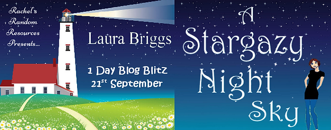 A Stargazy Night Sky Banner