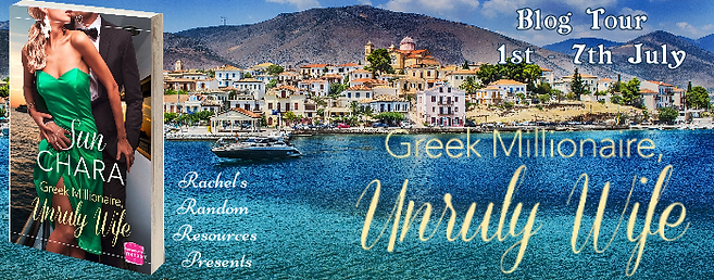 Greek Millionaire, Unruly Wife Banner