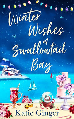 Winter Wishes at Swallowtail Bay Cover